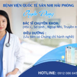 Bệnh viện quốc tế Sản Nhi tuyển dụng nhân sự