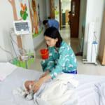 Khoa Nhi, Bệnh viện đa khoa Quốc tế Hải Phòng thực hiện tốt công tác  khám, điều trị, tư vấn và chăm sóc sức khỏe toàn diện cho trẻ sơ sinh