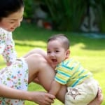 Nắng nóng và bệnh về da ở trẻ nhỏ