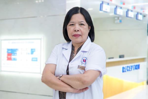 BSCKII Trần Thị Việt Phương