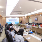 Hội nghị công bố các quyết định về công tác cán bộ Bệnh viện Quốc tế Sản Nhi Hải Phòng