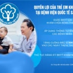Miễn phí 100% chi phí khám chữa bệnh cho trẻ em dưới 6 tuổi – Bạn đã biết?